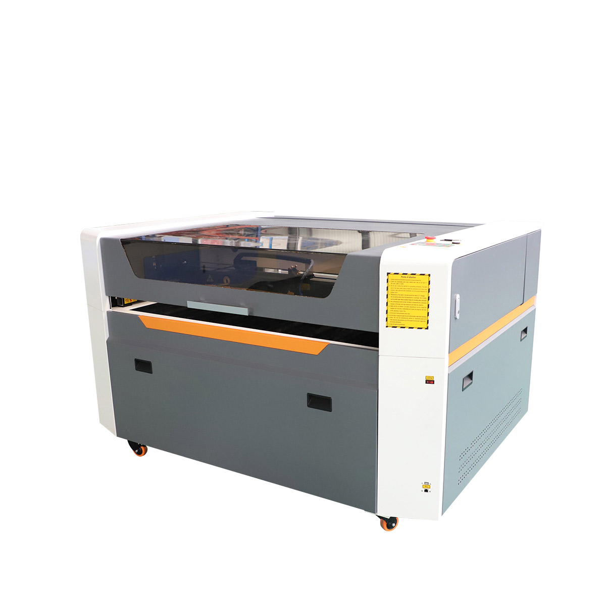 Laser cutting machine precautions