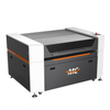 1390 CCD Camera Laser Cutting Machine For Cases And Handbags