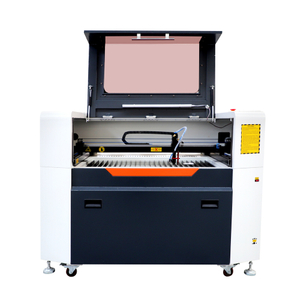 MC 9060 100w Acrylic Co2 Laser Cutting Machine with Up-down Platform