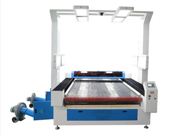 Features of stuffed toy fabric laser cutting machine